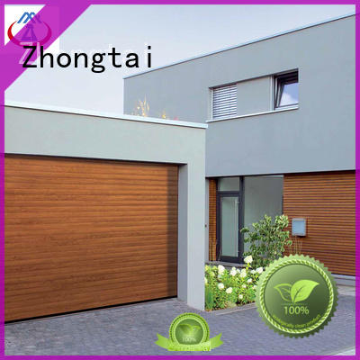 Zhongtai Latest aluminium shutters manufacturers for house