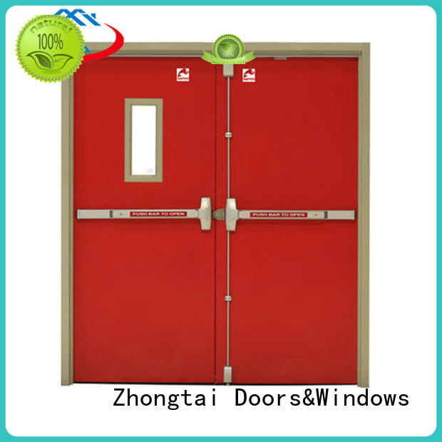 New fire doors for sale firerated manufacturers for hospital