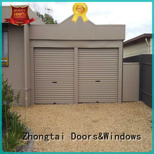Zhongtai industrial impact doors manufacturers for house