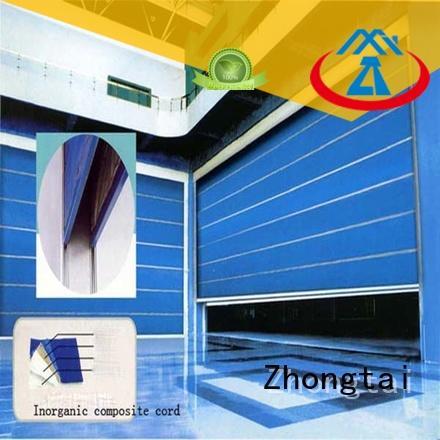 Zhongtai Best cheap fire doors manufacturers for warehouses
