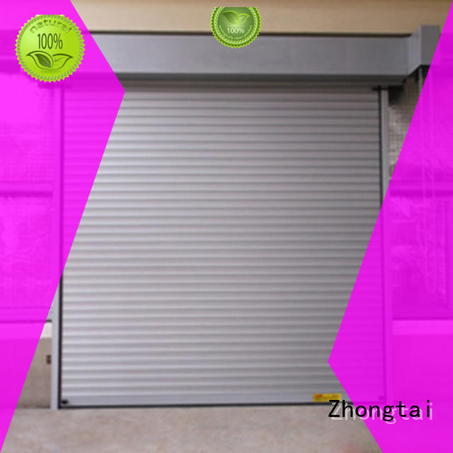 Best insulated roll up garage doors remote factory for shop