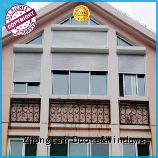 Zhongtai Wholesale best insulated garage doors company for house