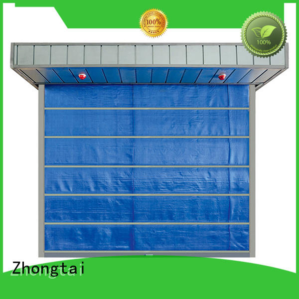 High-quality cheap fire doors shutter company for materials market
