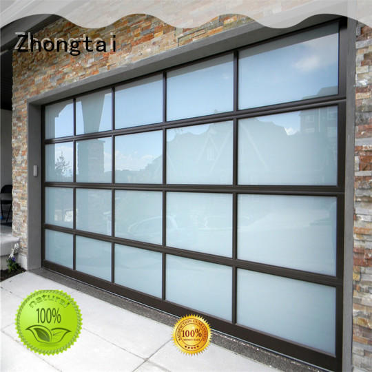 Zhongtai Latest garage doors for sale for sale for house