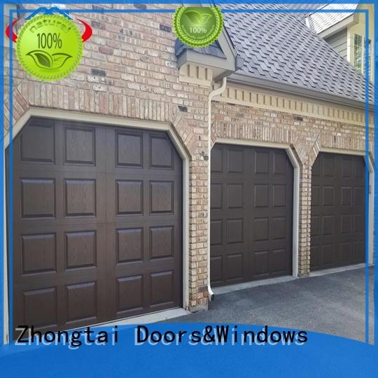 Zhongtai Wholesale garage door replacement suppliers for house