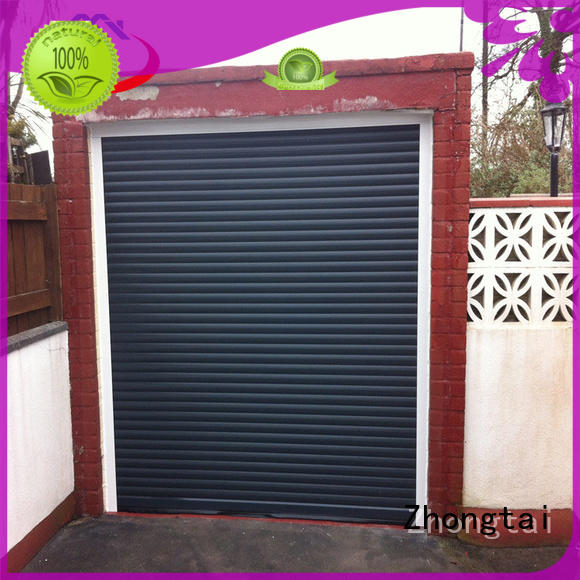 Zhongtai safety aluminium shutters for sale for house