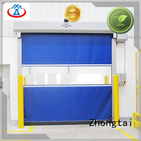 Best high speed shutter door sealing company for logistics center