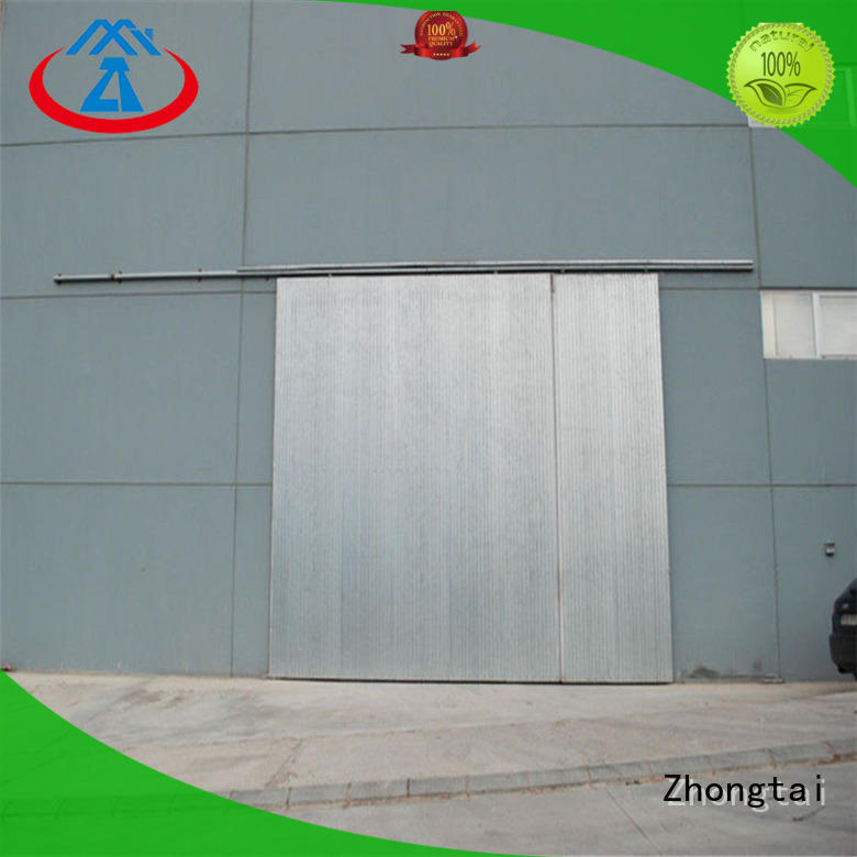 Zhongtai professional industrial roller doors company for industrial zone