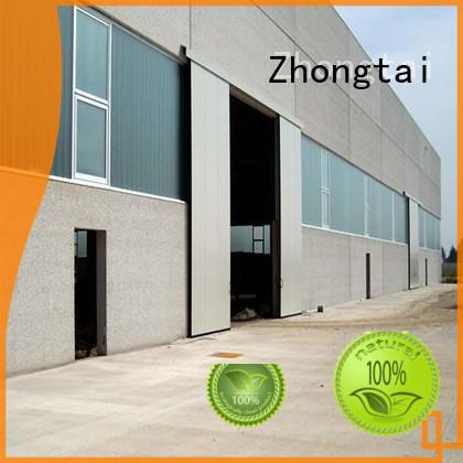 Zhongtai Top industrial sliding door for sale for warehouse
