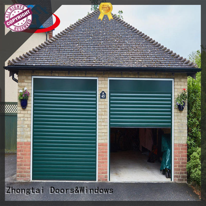 safety aluminium shutters surface for sale for warehouse