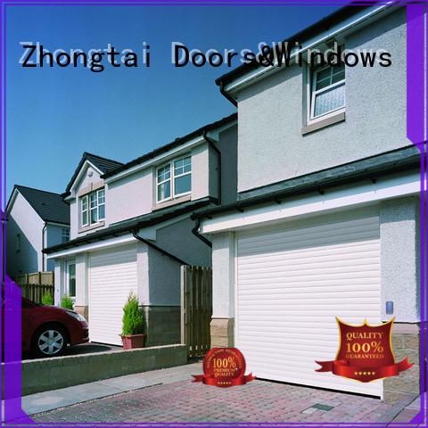Zhongtai professional aluminium shutters factory for garage