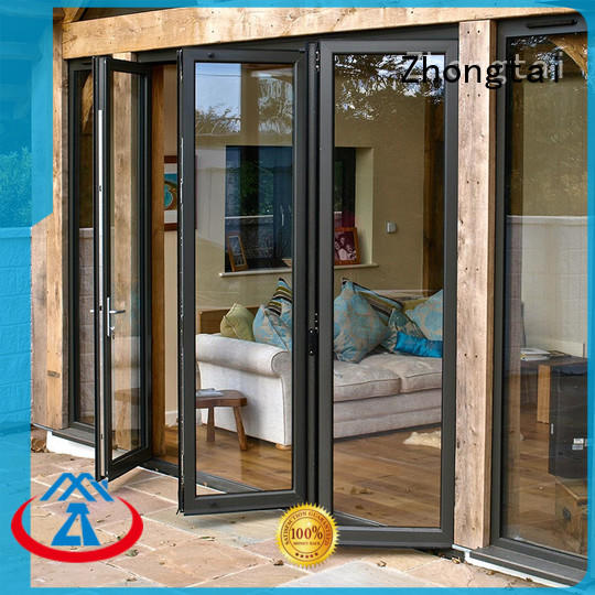Wholesale aluminium door frame sliding supply for high-grade villas