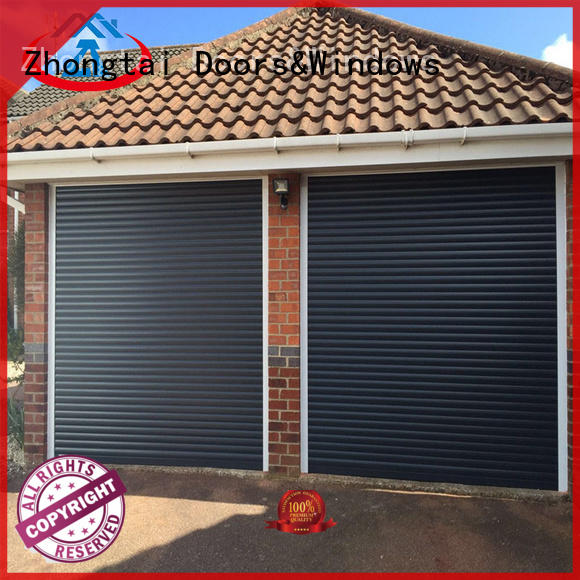 Best metal shutters rolling supply for warehouse