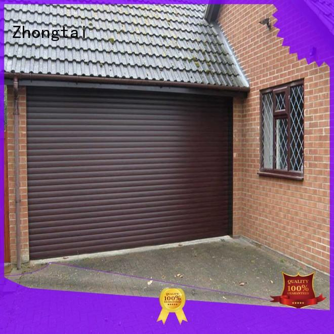 electric electric garage doors rolling supply for residential buildings