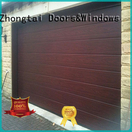 Zhongtai Wholesale roll up garage doors for sale for house