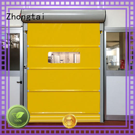 Wholesale high speed shutter door safety factory for warehouse
