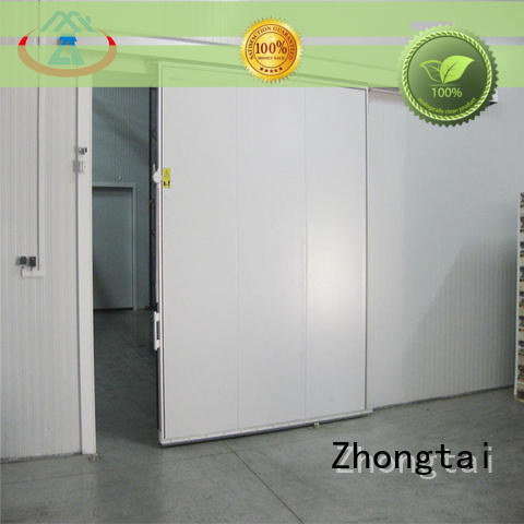Zhongtai Latest industrial roller doors company for industrial zone