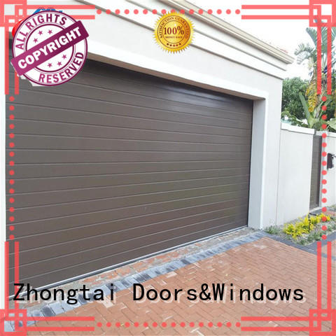 customized electric garage doors vertical company for banks