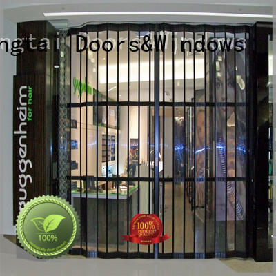 Zhongtai excellent shop shutter manufacturers for shop