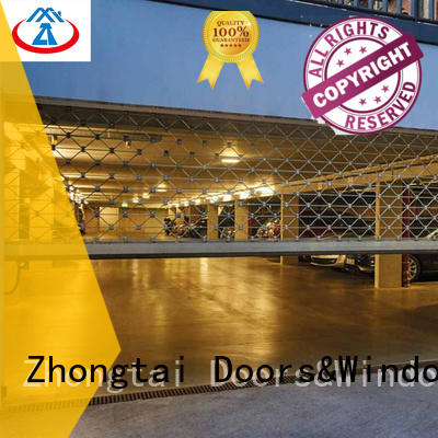 Zhongtai rolling security grilles company for store