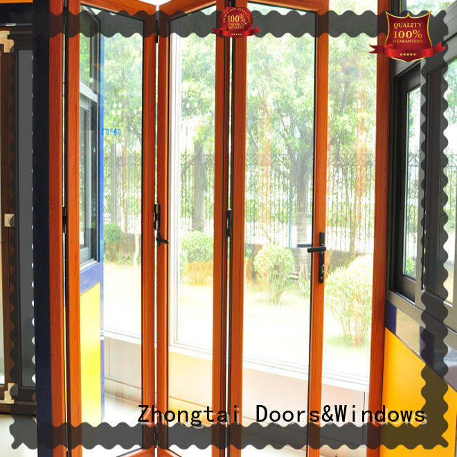 Zhongtai High-quality aluminium door frame for sale for house