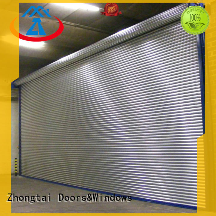Zhongtai Best commercial steel doors for business for house
