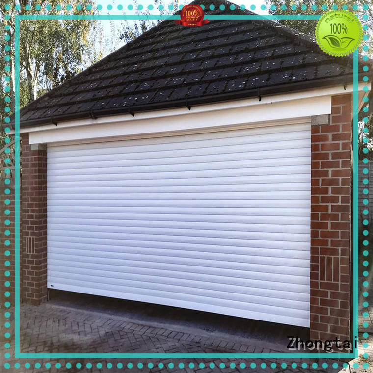 safety aluminium shutters commercial for business for garage