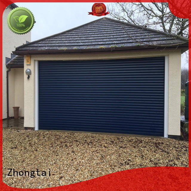 Zhongtai Wholesale metal shutters company for house