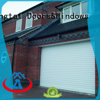 anti-theft best insulated garage doors commercial suppliers for shop