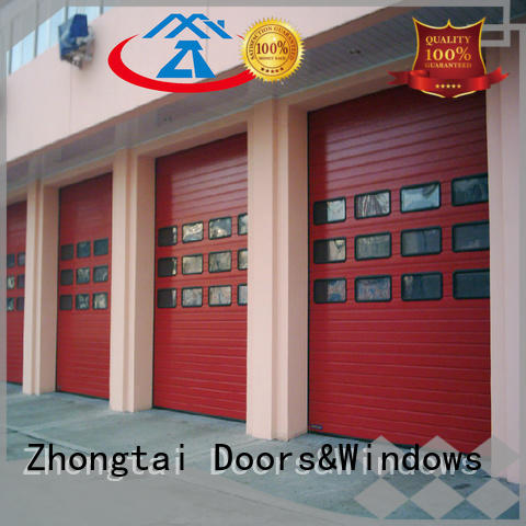 Top industrial door company customize manufacturers for large building