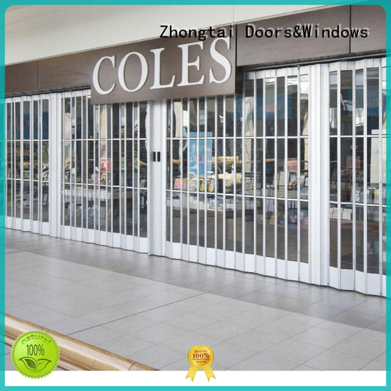 Best commercial shutters 25mm for business for shopping mall