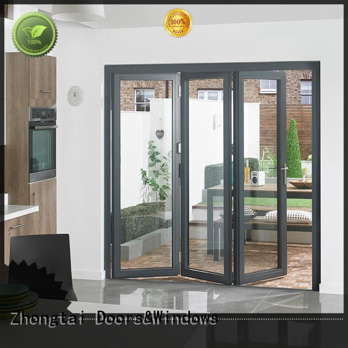 New Aluminium Folding Door commercial company for house