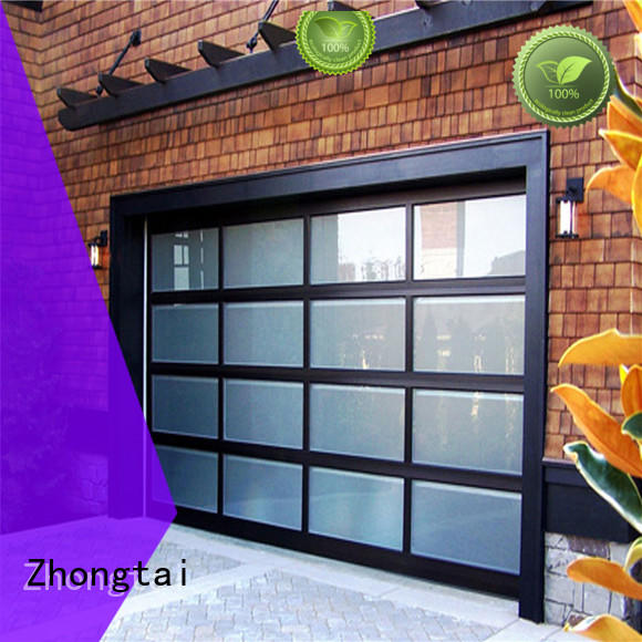 Custom roll up garage doors durability supply for garage