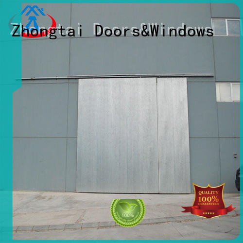 Latest industrial roller doors larage for business for industries