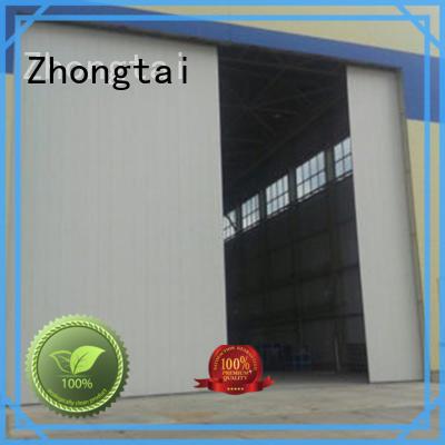 Zhongtai Best industrial roller doors factory for industrial zone