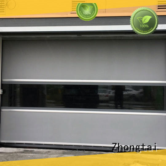 High-quality speed door shutter supply for logistics center