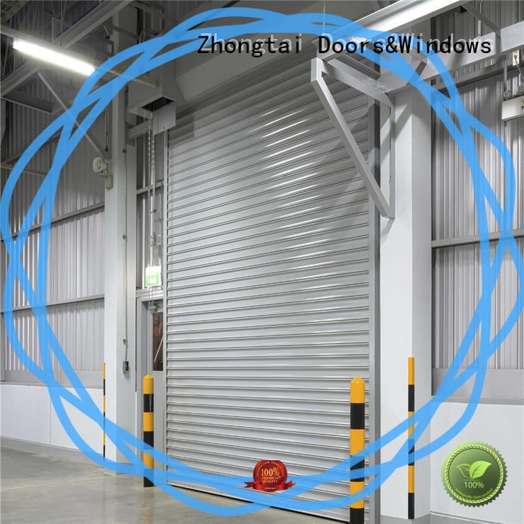 Wholesale industrial roller shutter doors durable for sale for logistics center