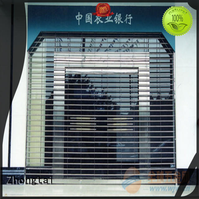 electric security shutters door wholesale for store
