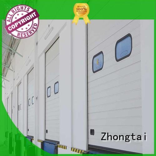 Zhongtai High-quality industrial door company manufacturers for logistics center