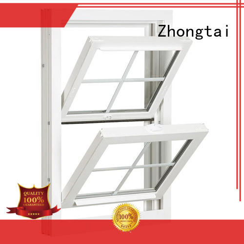 Zhongtai quality aluminium window for business for building