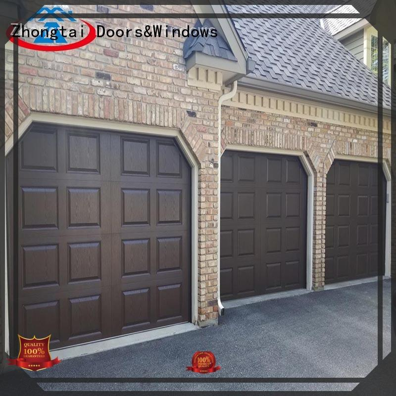 Zhongtai Best garage door replacement factory for garage