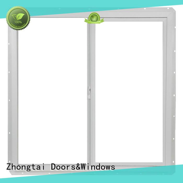 Zhongtai New aluminium window manufacturers manufacturers for villa