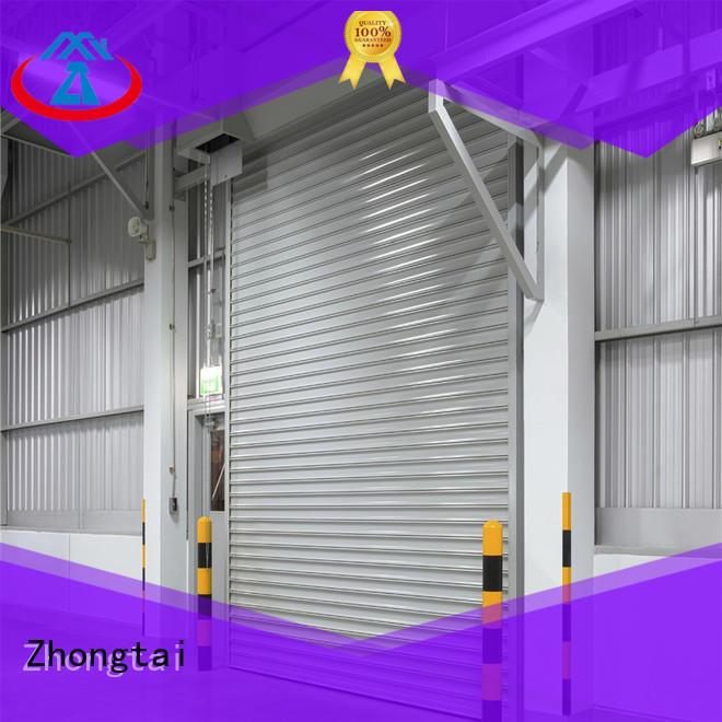 Zhongtai Best aluminium shutters factory for house