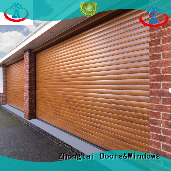 Wholesale commercial metal doors residential for business for shop