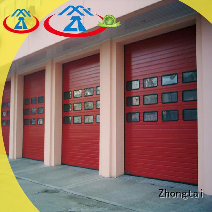 New industrial garage doors top factory for warehouse