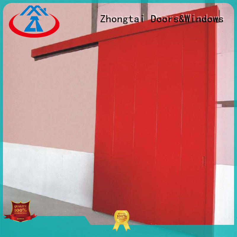 Zhongtai Top industrial sliding door for sale for industrial zone