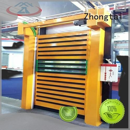 High-quality speed door dustproof supply for logistics center