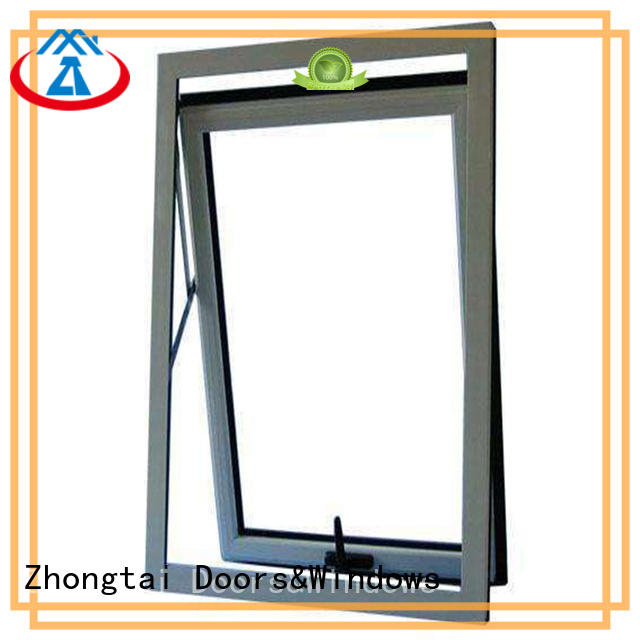 Zhongtai quality aluminum windows price for business for building