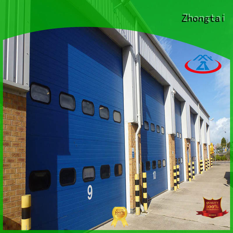 Custom industrial garage doors simple supply for factory