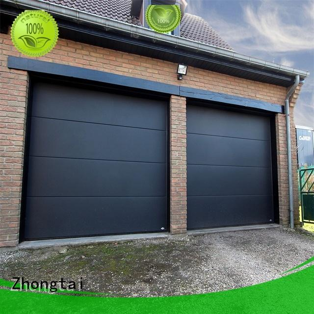 High-quality roll up garage doors single for business for house
